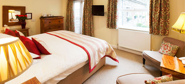 Wordsworth Superior double bedroom